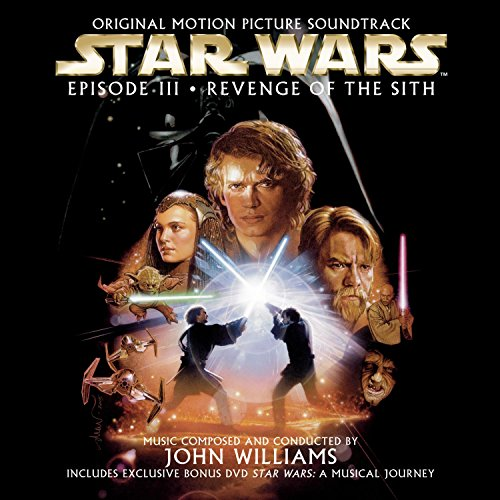 Star Wars, Episode III: The Revenge of the Sith [Original Motion Picture Soundtrack] [Includes Bonus DVD]
