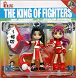 P:キャラ THE KING OF FIGHTERS 不知火舞 & 麻宮アテナ