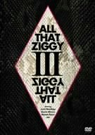 ALL THAT ZIGGY III-SNAKE HIP SHAKES~ZIGGY- [DVD]