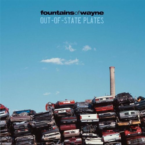 Fountains Of Wayne/Out-of-State Plates