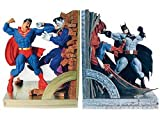 Superman / Batman - Deluxe Bookends