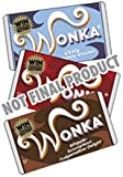 Charlie & The Chocolate Factory - Plush: Wonka Chocolate Bar Set Of 3