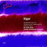 Elgar: Symphonies Nos. 1& 2; Symphony No. 3 [elaborated by Anthony Payne]