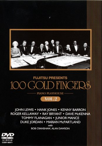 100 GOLD FINGERS Vol.2 [DVD]