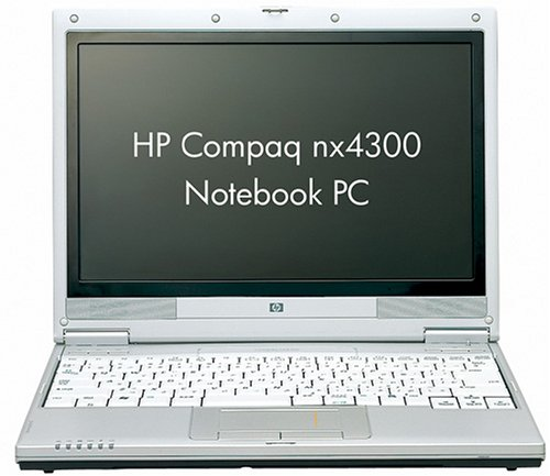 HP Notebook nx4300
