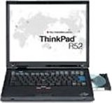 Lenovo ThinkPad R52 (PM1.73GHz 15.0'SXGA+ 80GB 512MB DVDスーパーマルチ セキュリティーチップ 指紋センサー 無線LAN XP Pro Office Personal) [1858AVJ ]
