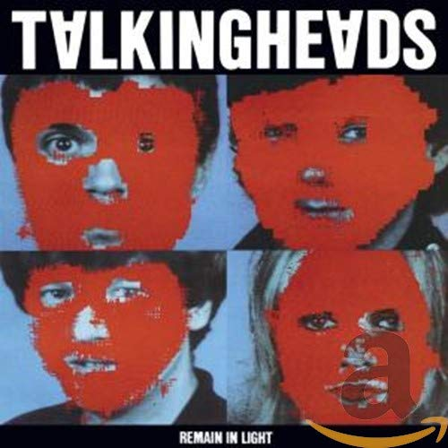Remain in Light (CD + Dvda) (Bonus Dvd)