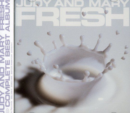 COMPLETE BEST ALBUM 「FRESH」 / JUDY AND MARY