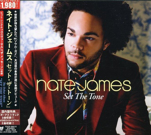 Set The Tone/Nate James