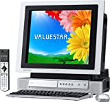 NEC VALUESTAR SR VR300/EG 一体型/17型液晶) WinXP-MediaCenterEdition2005  [PC-VR300EG]