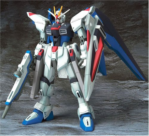 EXTENDED MS IN ACTION !! ZGMF-X10A フリーダムガンダム