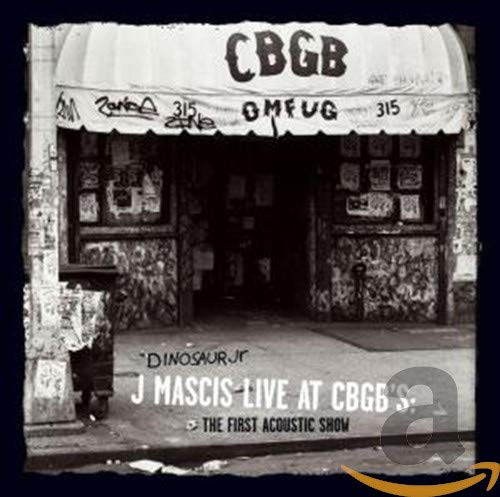 Live Acoustic at Cbgb's / Dinosaur Jr. (Sold Out)