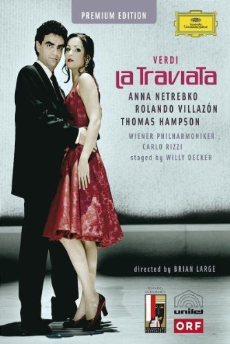 Verdi: La Traviata (2pc) (Ltd Dlx Dig) [DVD]
