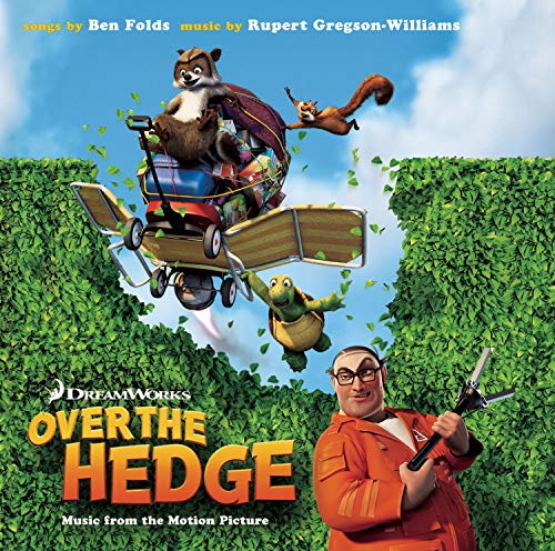 『Over The Hedge [Original Motion Picture Soundtrack]』 Open Amazon.co.jp