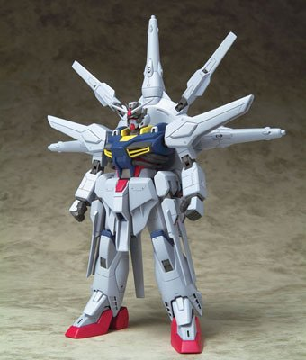 MS IN ACTION !! ZGMF-X13A プロヴィデンスガンダム