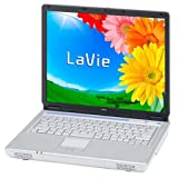 NEC LaVie L (S3000+ 250MB 40GB DVD-M 15TFT WindowsXPHome) [PC-GL30URCG2DVD]