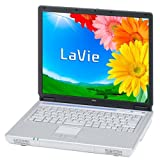 NEC LaVie L (S3000+ 250MB 40GB DVD-M 15TFT WindowsXPHome Office) [PC-GL30URCG2DVO]