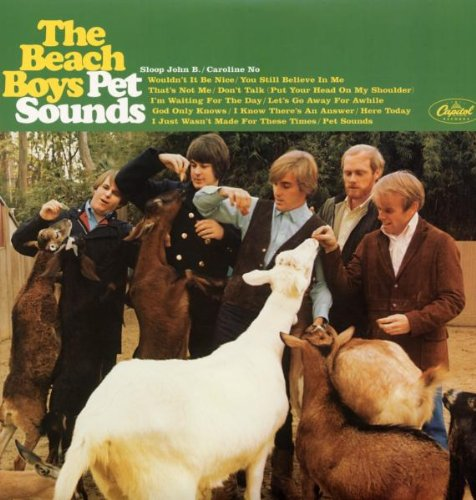 Pet Sounds-40th Anniv... [12 inch Analog]