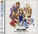 ワイルドアームズ Music the Best-feeling wind-