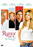 Rumor Has It_DVD