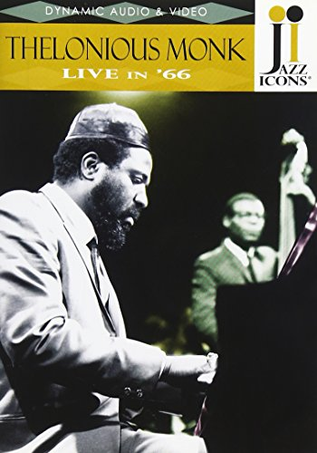 Thelonious Monk Live in '66 [DVD] [Import]