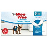 「Four Paws Wee-Wee Dog Diaper Garment Pads, by Four Paws」のサムネイル画像