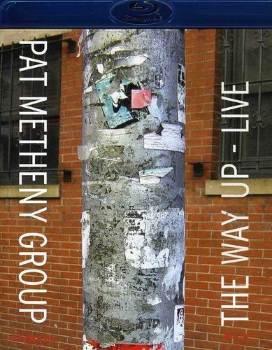 Pat Metheny Group : The Way Up - Live [Blu-ray] [Import]