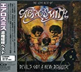 Devil's Got a New Disguise: The Very Best of Aerosmith のジャケット画像