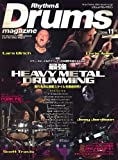 Rhythm & Drums magazine 2006年11月号