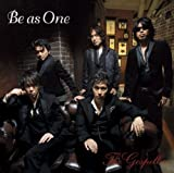 「Be as One (通常盤)」のサムネイル画像