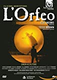L'Orfeo (2pc):Monteverdi [DVD] [Import]