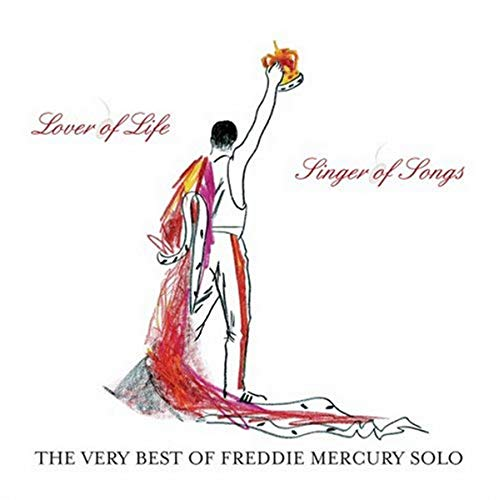 『Lover of Life Singer of Songs: Very B.O. Freddie』 Freddie Mercury Open Amazon.co.jp