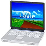 NEC LaVie L (Sempron3100+ 256MB 80GB DVDスーパーマルチ 15TFT WindowsXPHome Office)[L31URCG3-0208DP]