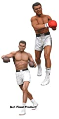 Muhammad Ali - Action Figure (Set Of 2) BOX