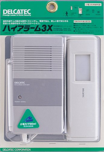 DXアンテナ デルカテック 防犯報知セット H-40