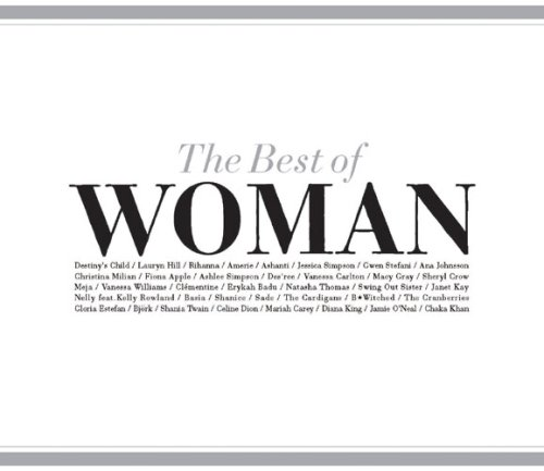 The Best of  WOMAN (初回限定盤)