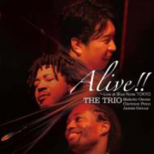 Alive!!~Live at Blue Note TOKYO【初回限定盤】 [DVD]