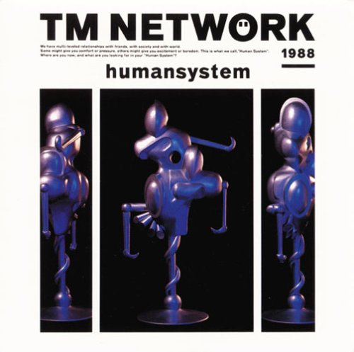 『humansystem (完全生産限定盤)』 TM NETWORK  Open Amazon.co.jp