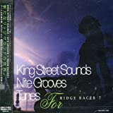 KING STREET/NITE GROOVES TUNES for RIDGE RACER 7