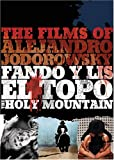 「The Films of Alejandro Jodorowsky (Fando y Lis / El Topo / The Holy Mountain)」のサムネイル画像