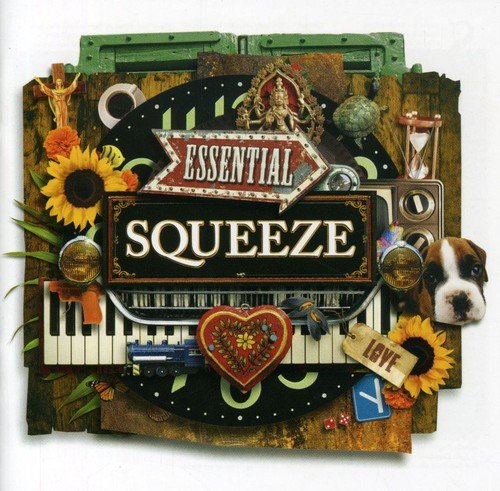 『Essential Squeeze』 Open Amazon.co.jp