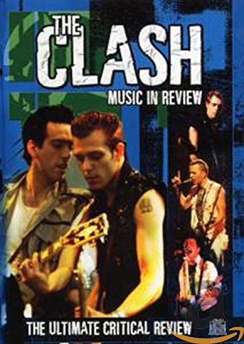 The CLASH Music In Review (2pc) (W/Book) (Dts) [DVD] [Import]