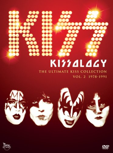 Kissology 2: 1978-1991 [DVD] [Import]