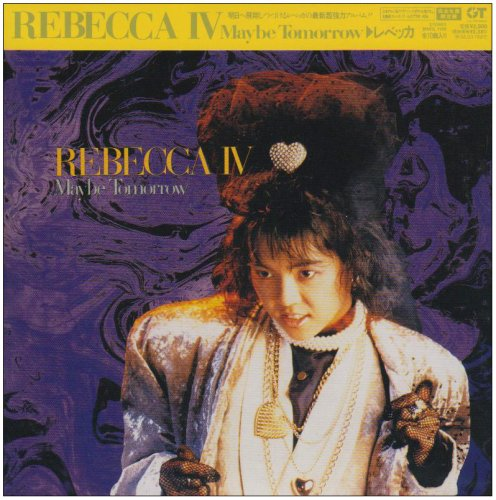 『REBECCA IV 〜Maybe Tomorrow〜』 REBECCA Open Amazon.co.jp