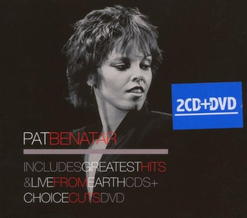 Holiday Gift Pack: INCLUDES PAT BENATAR GREATEST HITS&LIVE FROM EARTH CDS+CHOICE CUTS DVD