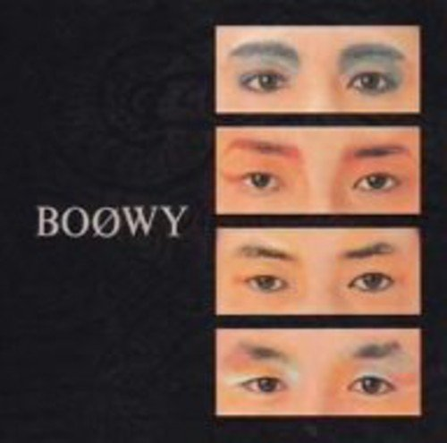 『BOφWY(紙ジャケット仕様)』 BOφWY Open Amazon.co.jp