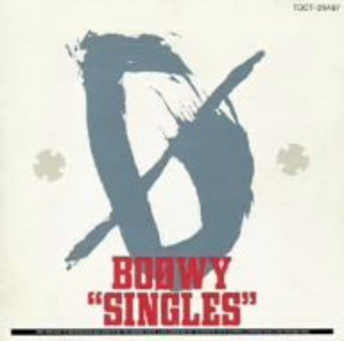 『SINGLES』 BOOWY Open Amazon.co.jp