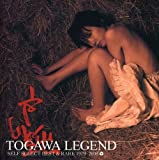 TOGAWA LEGEND SELF SELECT BEST&RARE 1979-2008