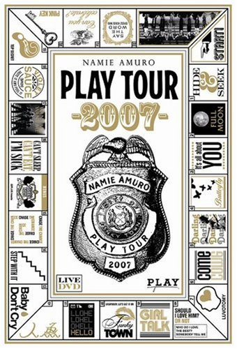 namie amuro PLAY tour 2007 [DVD]