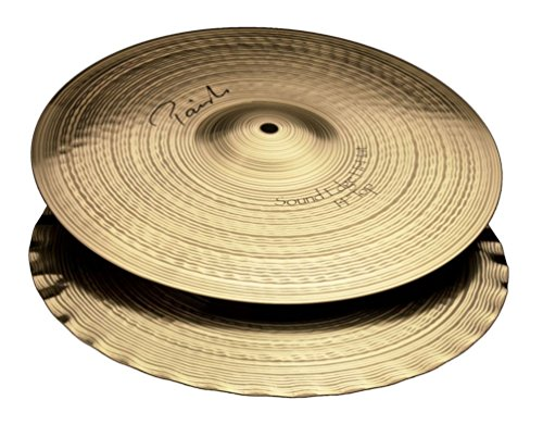 PAiSTE ハイハットシンバル 14インチ SIGNATURE The PAISTE Line Sound Edge Hi-Hat (Bottom) 14